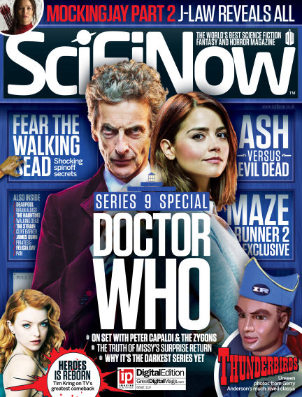 SciFiNow August 26, 2015 00:00