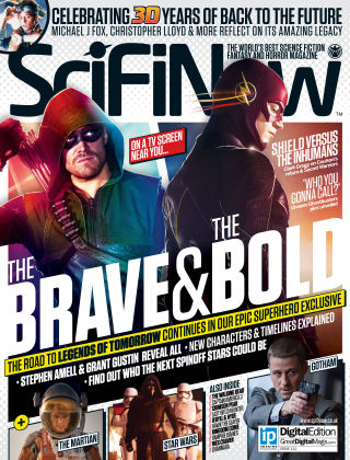 SciFiNow Issue 111