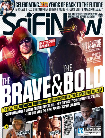 SciFiNow September 23, 2015 00:00