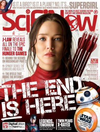 SciFiNow Issue 112