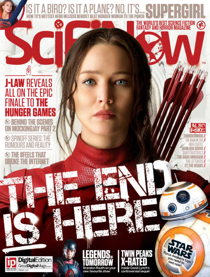 SciFiNow October 21, 2015 00:00