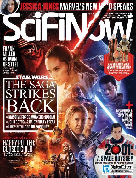SciFiNow November 18, 2015 00:00