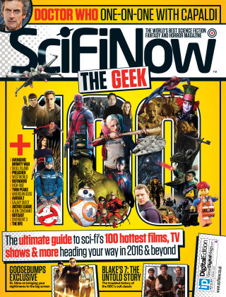 SciFiNow Issue 114