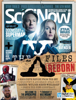 SciFiNow Issue 115
