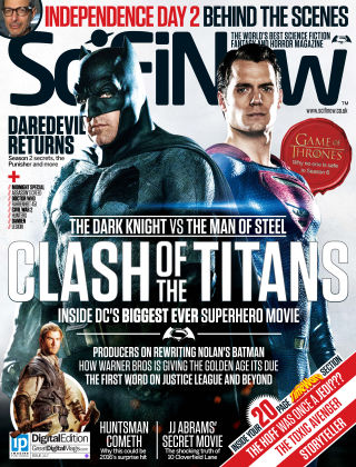SciFiNow Issue 117