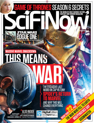 SciFiNow Issue 118