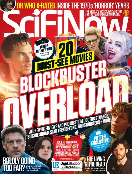 SciFiNow June 01, 2016 00:00