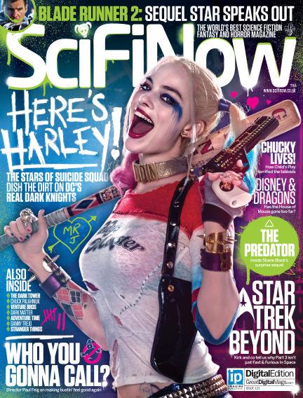 SciFiNow June 29, 2016 00:00