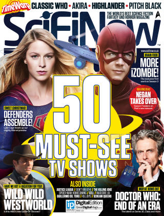 SciFiNow Issue 122