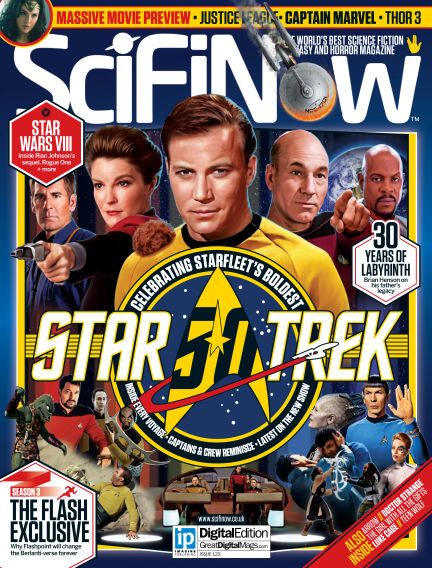 SciFiNow August 24, 2016 00:00