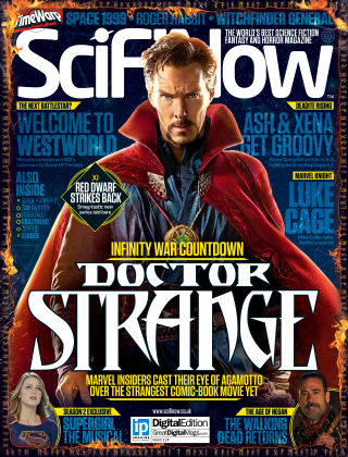 SciFiNow Issue 124