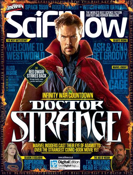 SciFiNow September 21, 2016 00:00