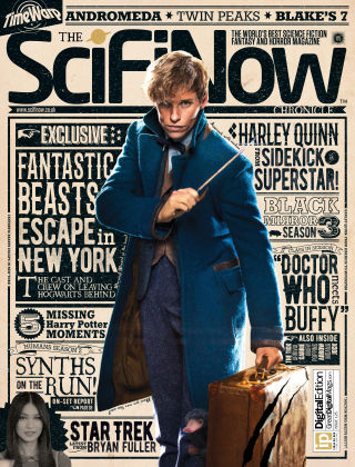 SciFiNow Issue 125