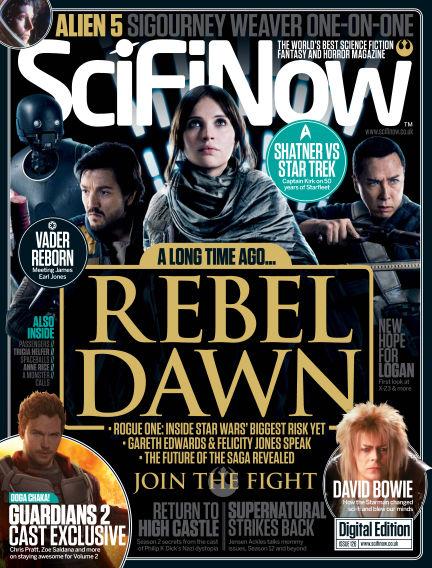 SciFiNow November 16, 2016 00:00