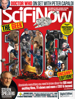SciFiNow Issue 127