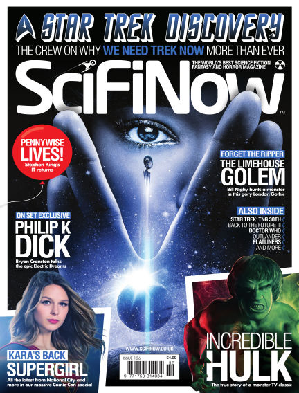 SciFiNow August 22, 2017 00:00