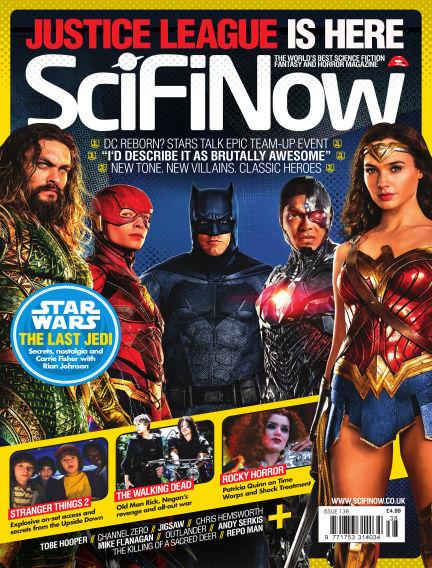 SciFiNow October 17, 2017 00:00