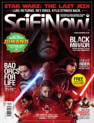 SciFiNow 139
