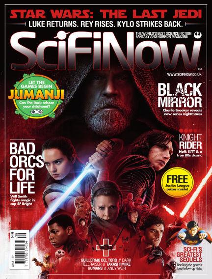 SciFiNow November 17, 2017 00:00