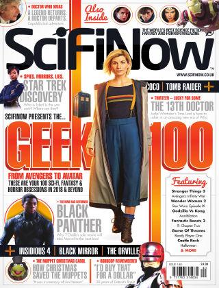 SciFiNow 140