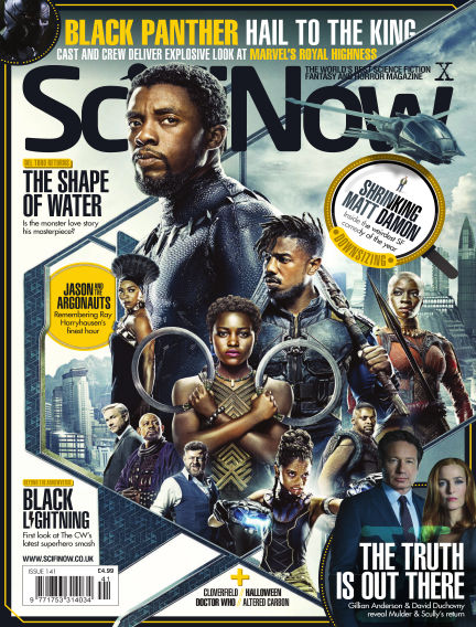 SciFiNow January 12, 2018 00:00