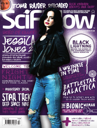 SciFiNow 142