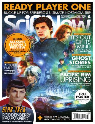 SciFiNow 143