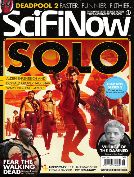 SciFiNow May 04, 2018 00:00