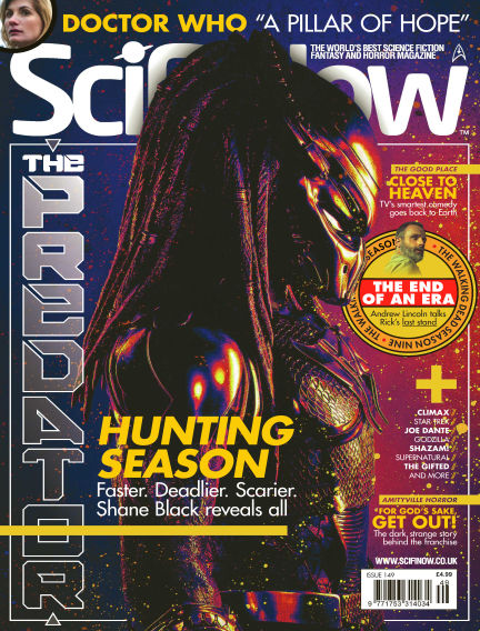 SciFiNow August 24, 2018 00:00