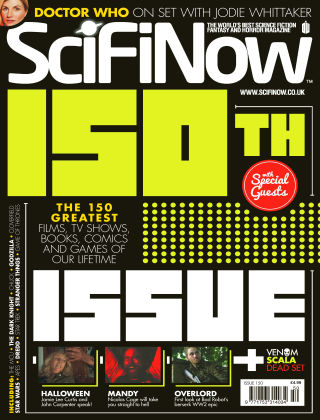 SciFiNow Issue 150