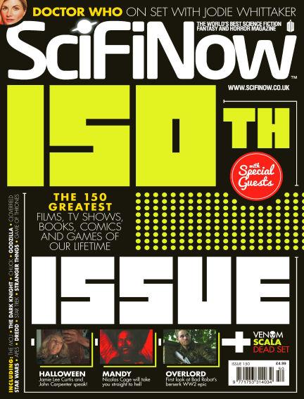 SciFiNow September 20, 2018 00:00
