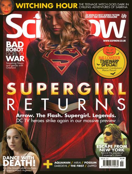 SciFiNow October 18, 2018 00:00