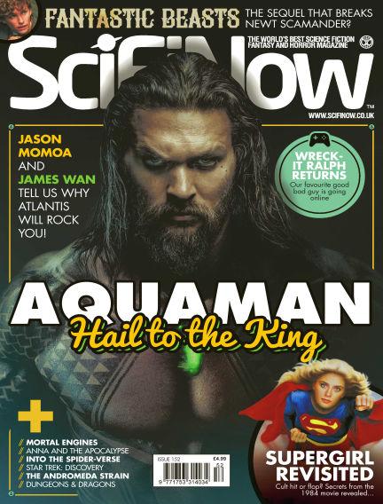SciFiNow November 15, 2018 00:00