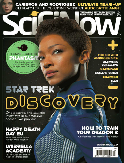 SciFiNow January 10, 2019 00:00