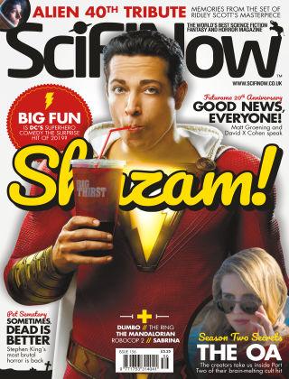 SciFiNow 156