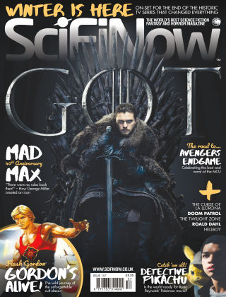 SciFiNow Issue 157