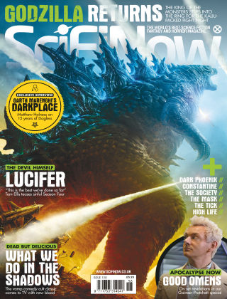 SciFiNow Issue 158