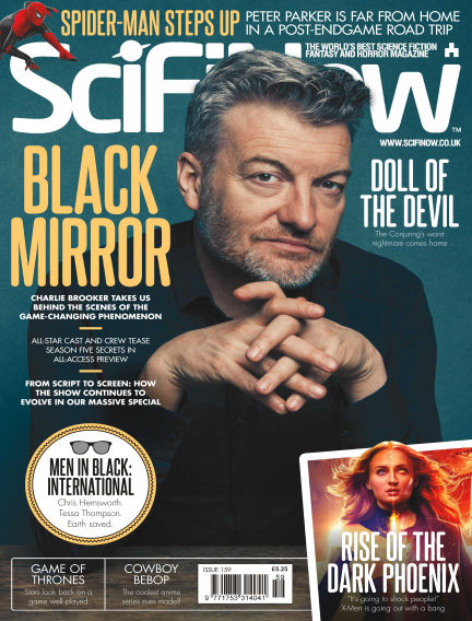 SciFiNow May 30, 2019 00:00