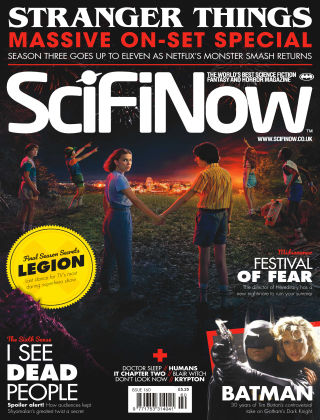SciFiNow Issue 160