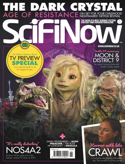 SciFiNow July 25, 2019 00:00