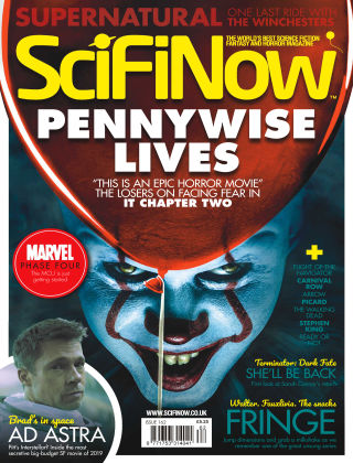 SciFiNow Issue 162