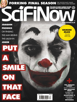 SciFiNow Issue 163