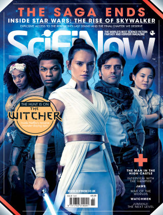 SciFiNow Issue 165