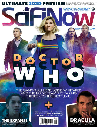 SciFiNow Issue 166