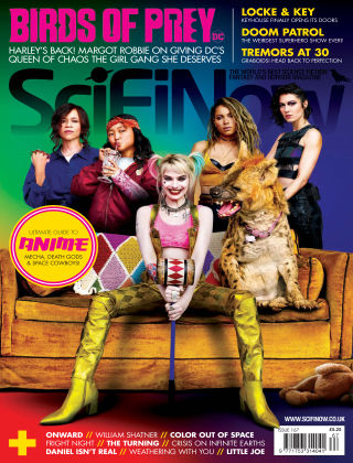 SciFiNow Issue 167