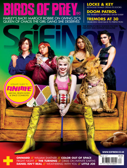 SciFiNow January 07, 2020 00:00
