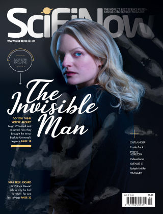 SciFiNow Issue 168