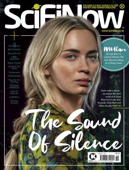 SciFiNow March 03, 2020 00:00