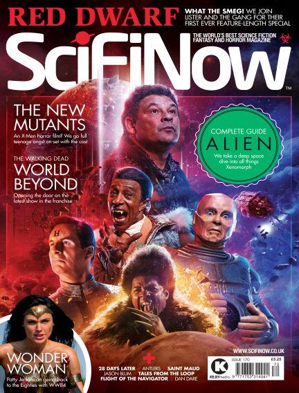 SciFiNow March 31, 2020 00:00