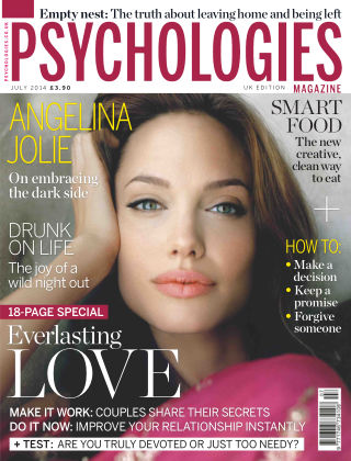 Psychologies Magazine July 2014